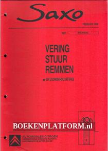 Citroen Saxo, Stuurinrichting