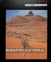 Woestijn-gebieden