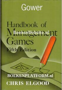 Handbook of Management Games