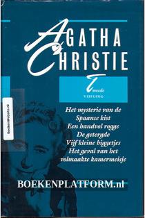Agatha Christie Tweede vijfling