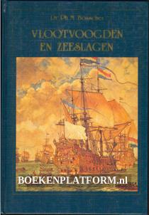 Vlootvoogden en zeeslagen