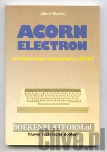 Acorn Electron Praktische tips, programma's, BASIC