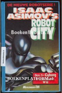 Robot City deel 3 Cyborg
