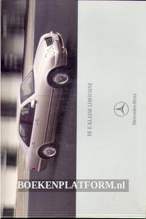 De E-klasse limousine