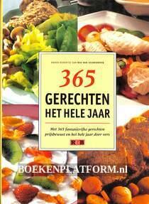 365 gerechten het hele jaar