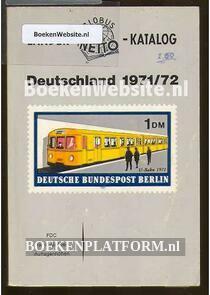 Postkatalog Deutschland 1971/72