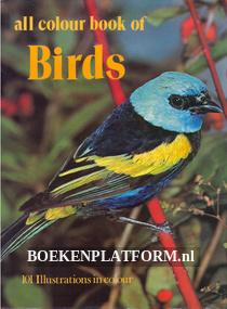 All Colour book of Birds