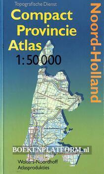 Compacte provincie atlas Noord-Holland