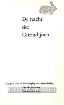 1957 De nacht der Girondijnen