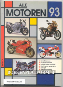 Alle motoren 1993