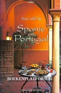 Aan tafel in Spanje en Portugal