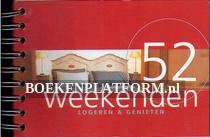 52 weekenden logeren & genieten