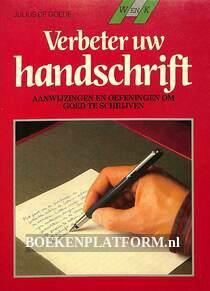 Verbeter uw handschrift