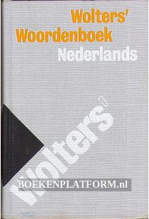 Wolters woordenboek Nederlands Koenen