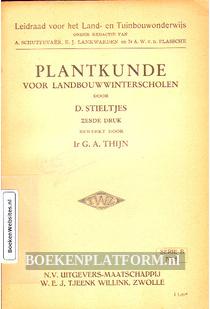 Plantkunde voor Landbouw- winterscholen