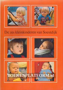 De zes kleinkinderen van Soestdijk