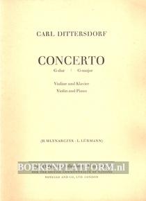 Concerto Violine und Klavier