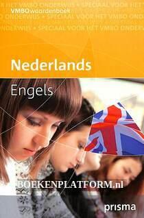 Prisma VMBO woordenboek Nederlands-Engels