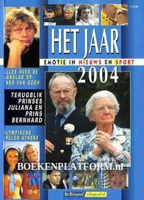 Het jaar 2004