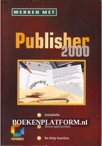 Werken met Publisher 2000