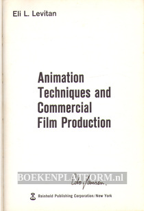 Animation Techniques and Commercial Film Production