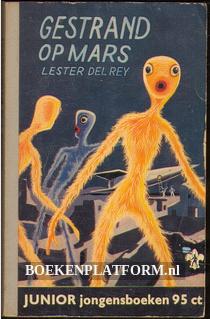 Gestrand op Mars