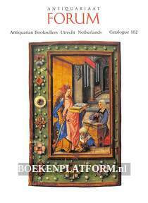 Antiquariaat Forum Catalogue 102