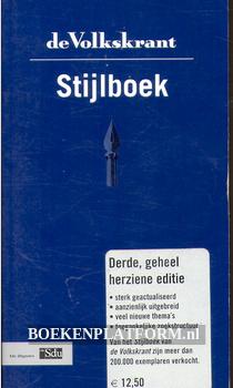 Stijlboek  2002
