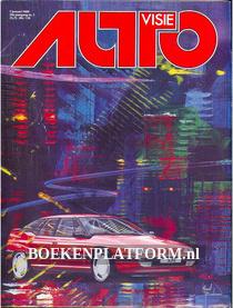 Autovisie 1989 Complete jaargang