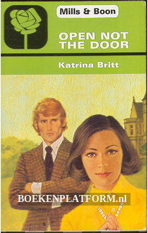 1416 Open Not the Door