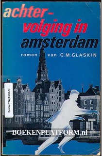 Achtervolging in Amsterdam