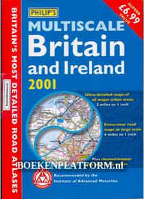 Multiscale Britain and Ireland 2001