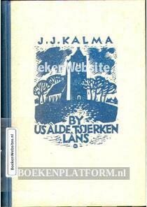 By us alde tsjerken lans