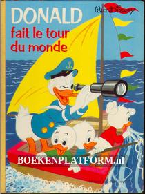 Donald fait le tour du monde