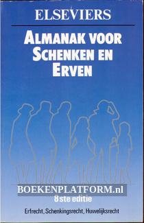Almanak voor Schenken en Erven