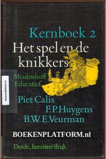 Het spel en de knikkers Kernboek 2