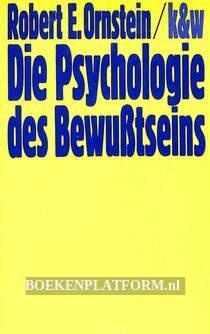 Die Psychologie des Bewusstseins