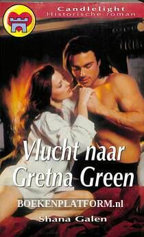 0768 Vlucht naar Gretna Green, gesigneerd