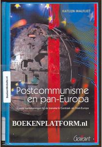 Post communisme en Pan-Europa