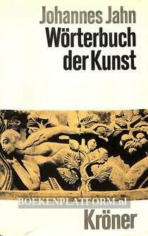 Wörterbuch der Kunst