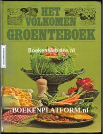 Het volkomen Groenteboek