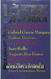 De toppen van Latijns-Amerka