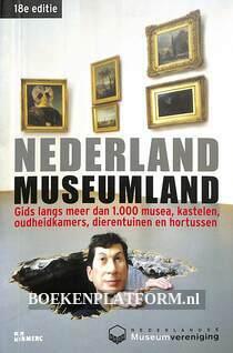Nederland museumland 2009