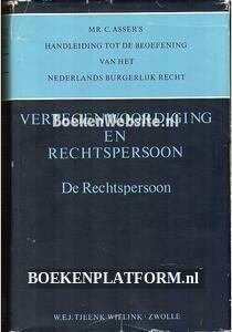 De Rechtspersoon