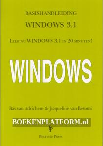Basishandleiding Windows 3.1