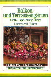 Balkon- und Terrassen-gärtnen