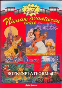 Nieuwe avonturen van Aladdin