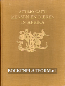 Mensen en dieren in Afrika
