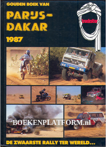 Gouden boek van Parijs-Dakar 1987