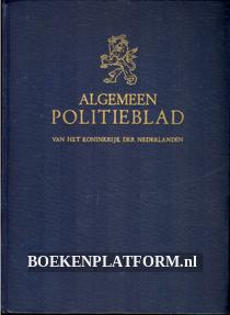 Algemeen politieblad 1947 - 1948 - 1949